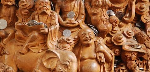 jade temple in Shanghai