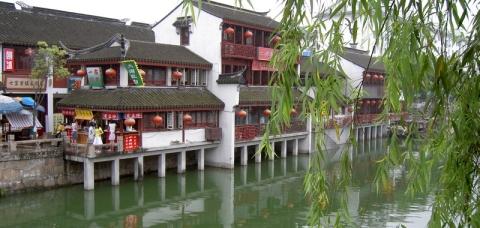 qibao in Shanghai